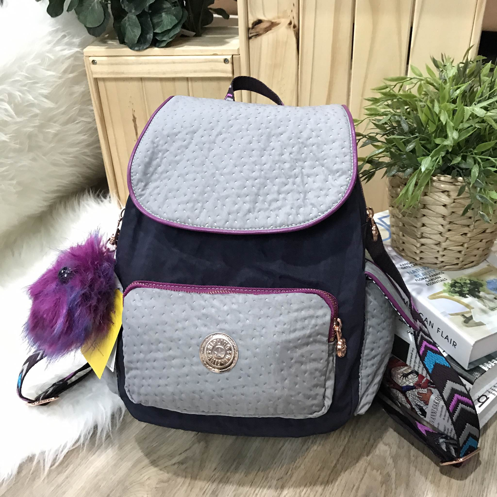 KIPLING ART NYLON BACKPACK 2017