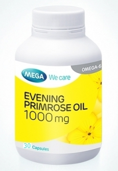 Mega We Care Evening Primrose Oil EPO 30 เม็ด