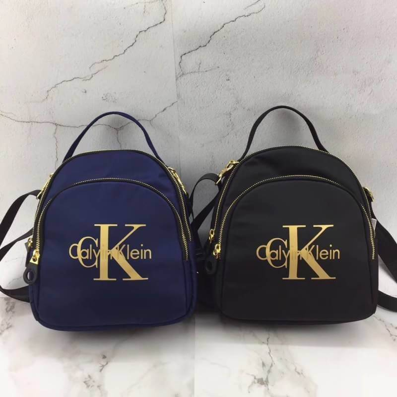 Calvin Klein mini backpack bag
