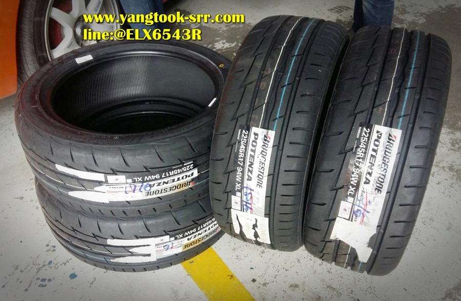 BRIDGESTONE POTENZA Adrenalin RE003 235/40-18 ปี16