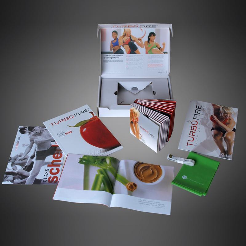 TurboFire  Boxset 15 DVDs Boxset