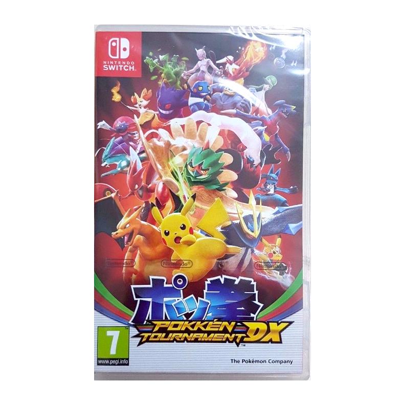 Nintendo Switch™ Pokken Tournament DX Zone EU, English ราคา 1790.- // ส่งฟรี