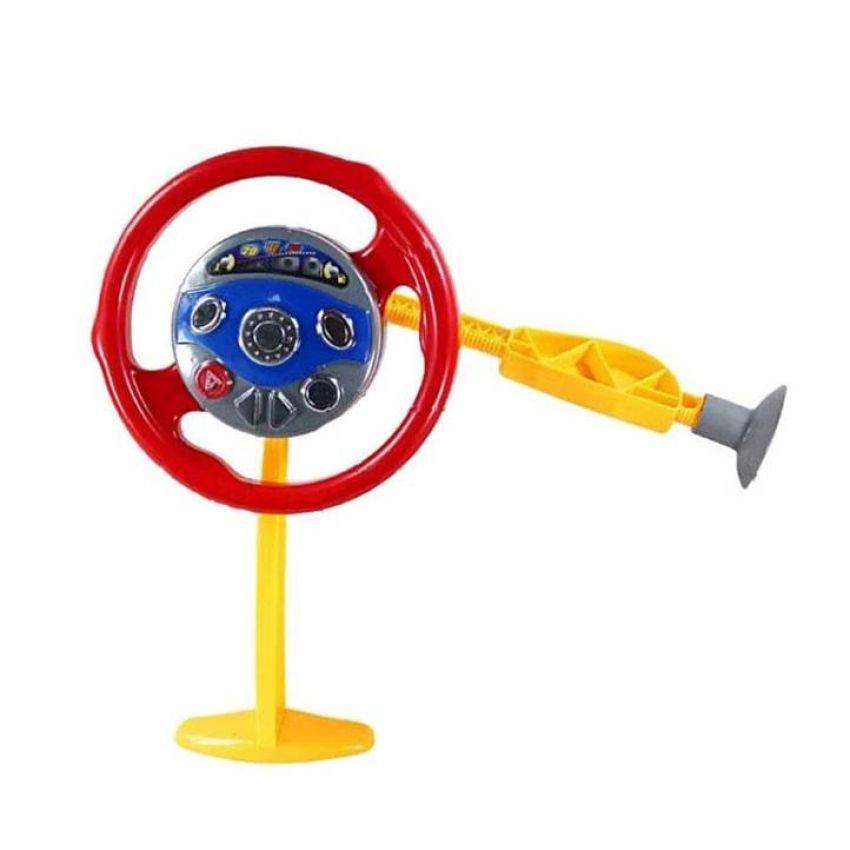 พวงมาลัย: พวงมาลัยหัดขับรถ ติดกระจก