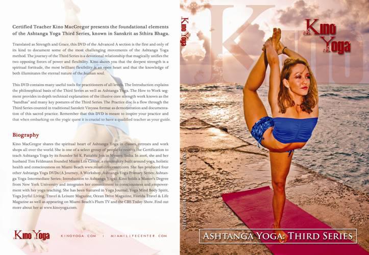 Kino MacGregor-Ashtanga Yoga Third Series