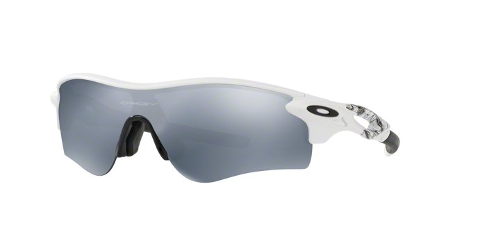 Oakley OO9206-02 RADARLOCK PATH MATTE WHITE Slate Iridium