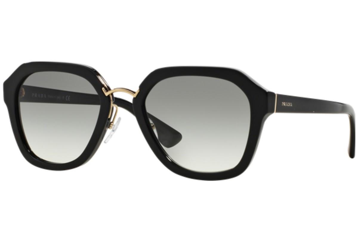 แว่นกันแดด PRADA CINEMA PR25RS 1AB0A7 Black/Gray Gradient
