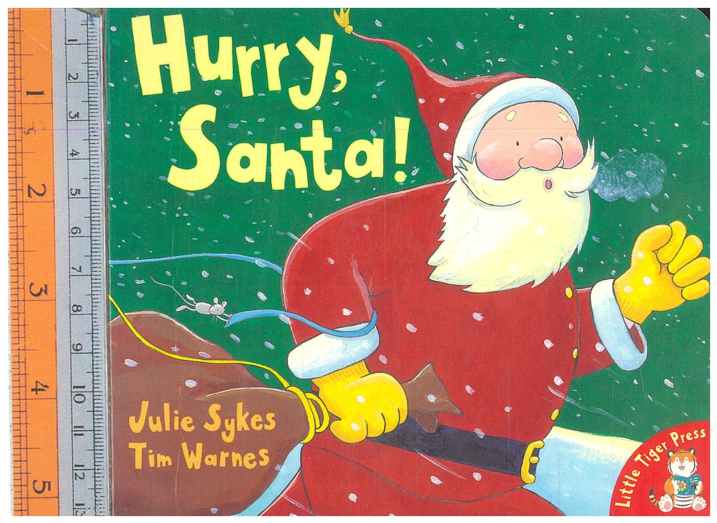 Harry,Santa