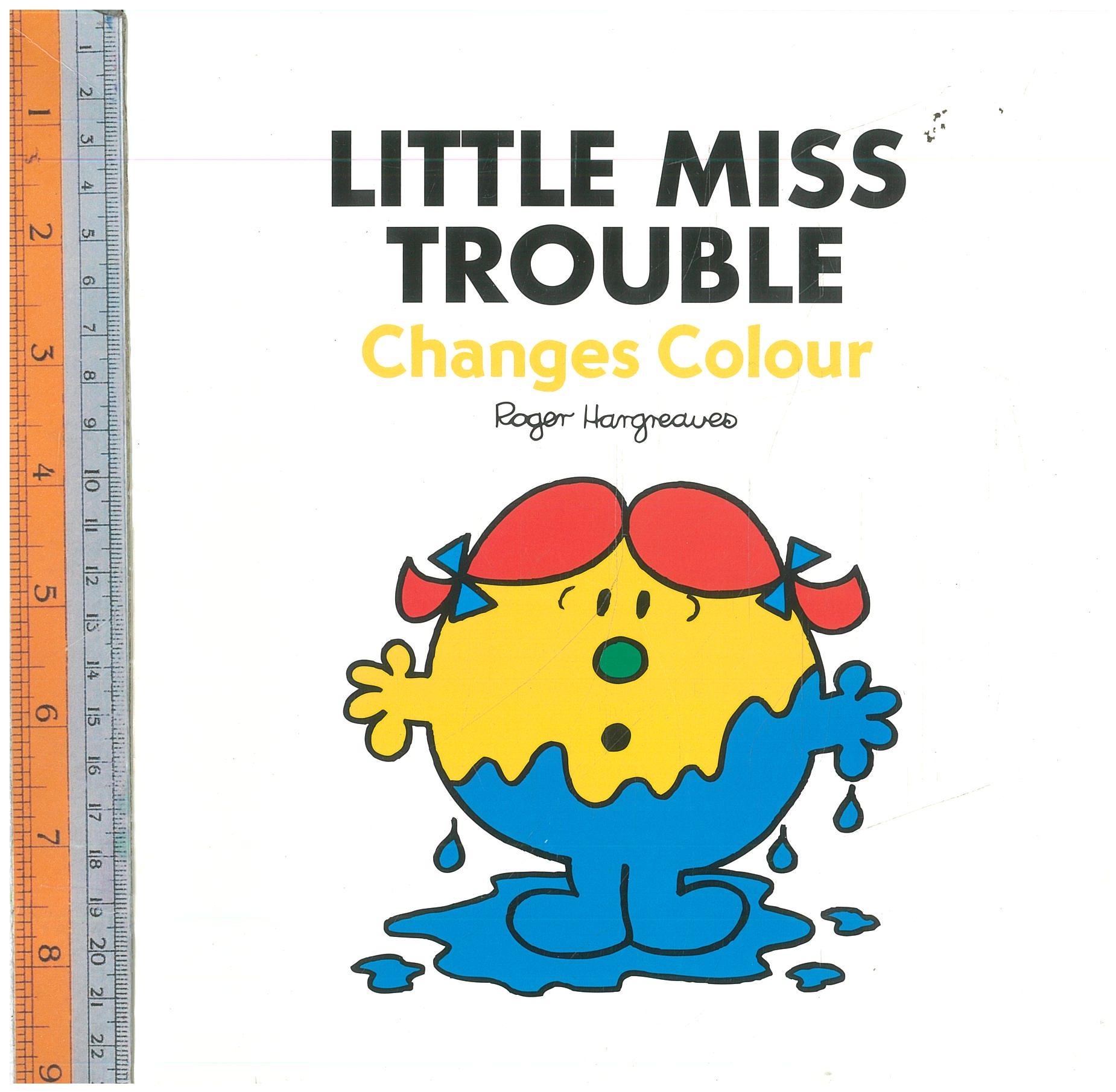 Little misss trouble
