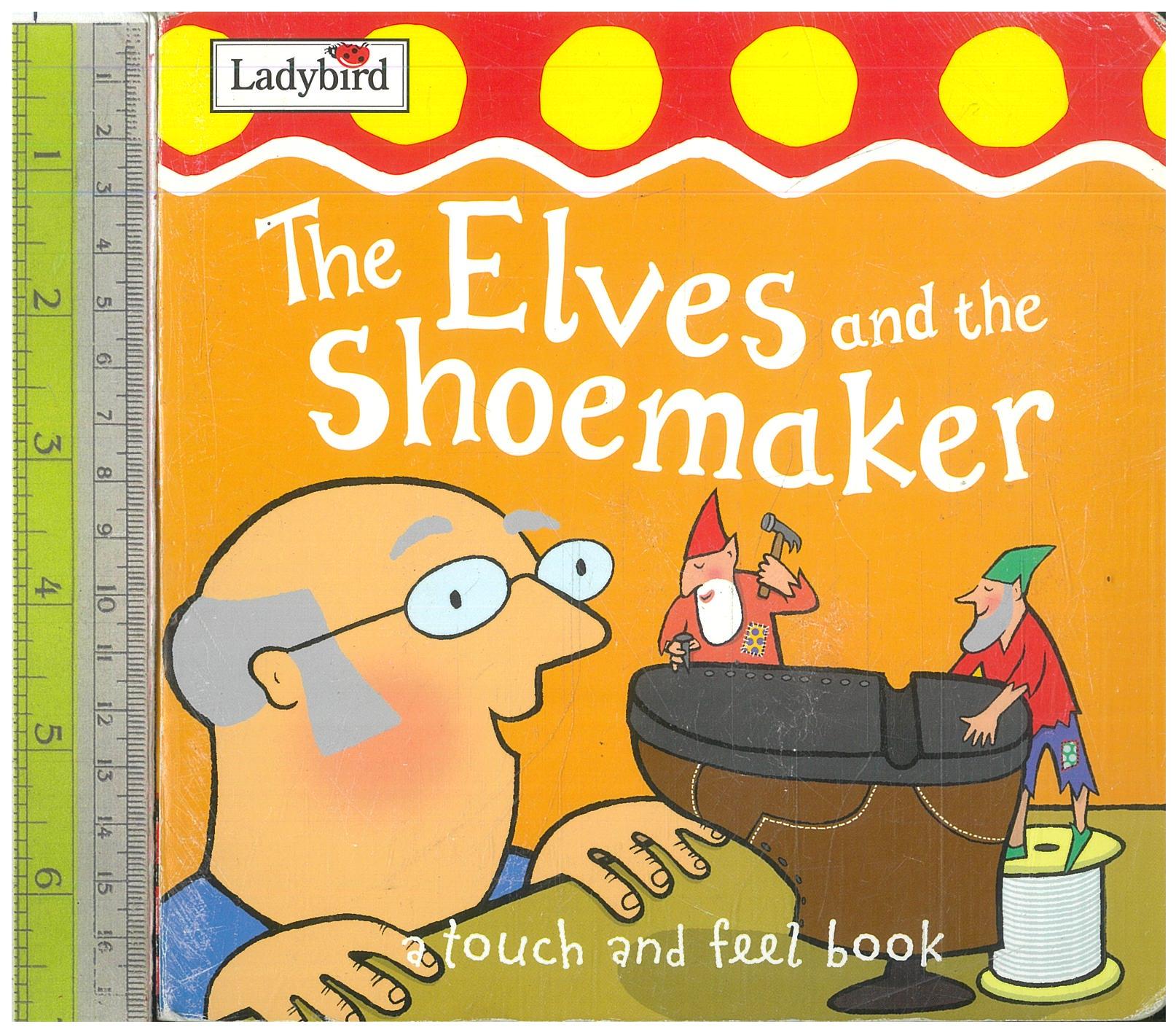 elves and shoemaker