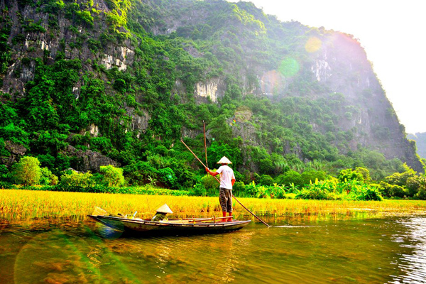 ทัวร์เวียดนามเหนือ ฮานอย ฮาลอง นิงห์บิงห์ 4วัน 3คืน DD