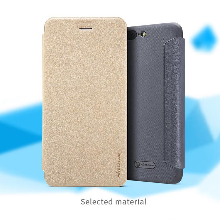 เคสมือถือ OnePlus 5 รุ่น Sparkle Leather Case