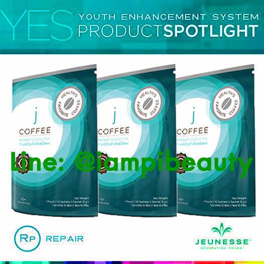 j Coffee กาแฟ 3 ห่อ