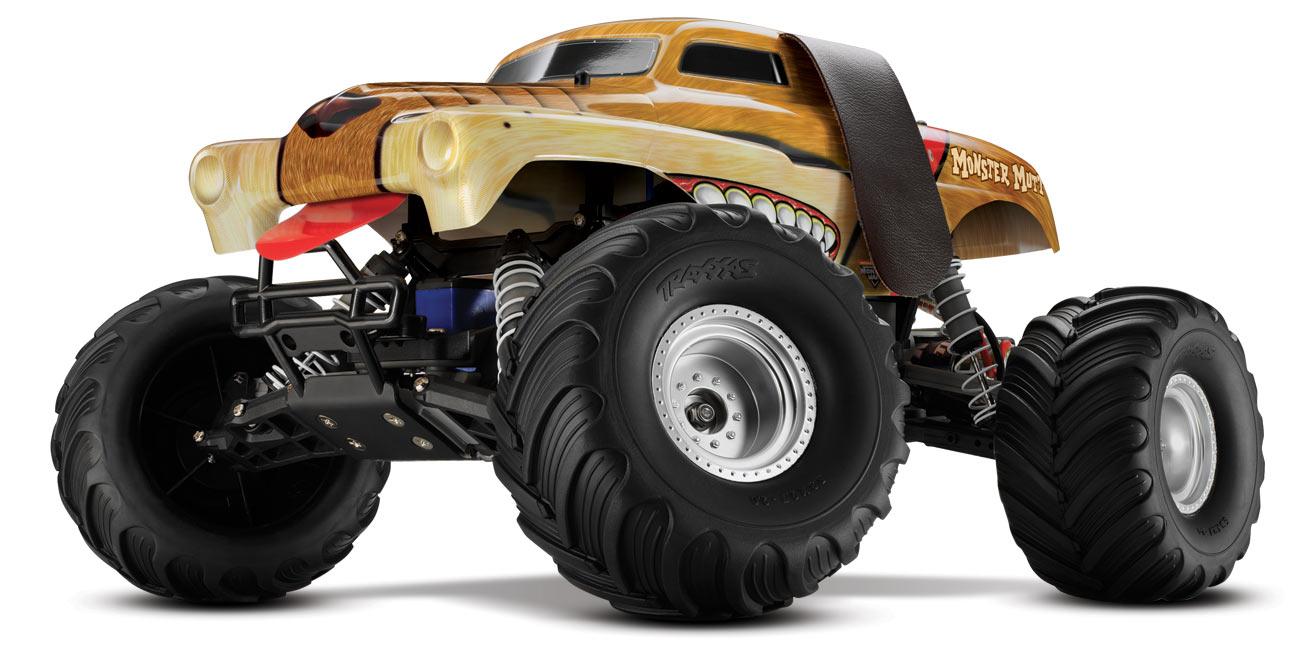Monster-Mutt : 1/10 Monster Jam Replica Monster Truck # 3602R