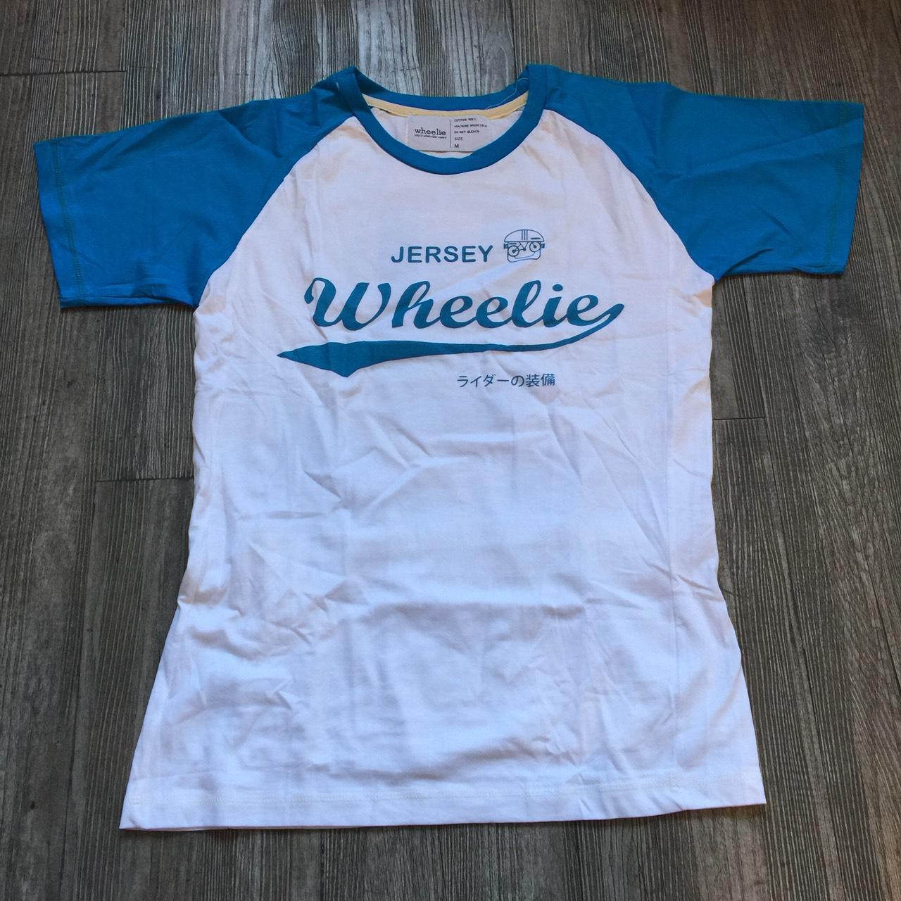 "W Jersey Blue Xs"""
