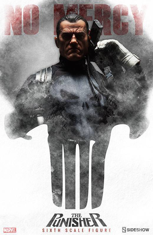 SIDESHOW 1/6 Scale Figure THE PUNISHER