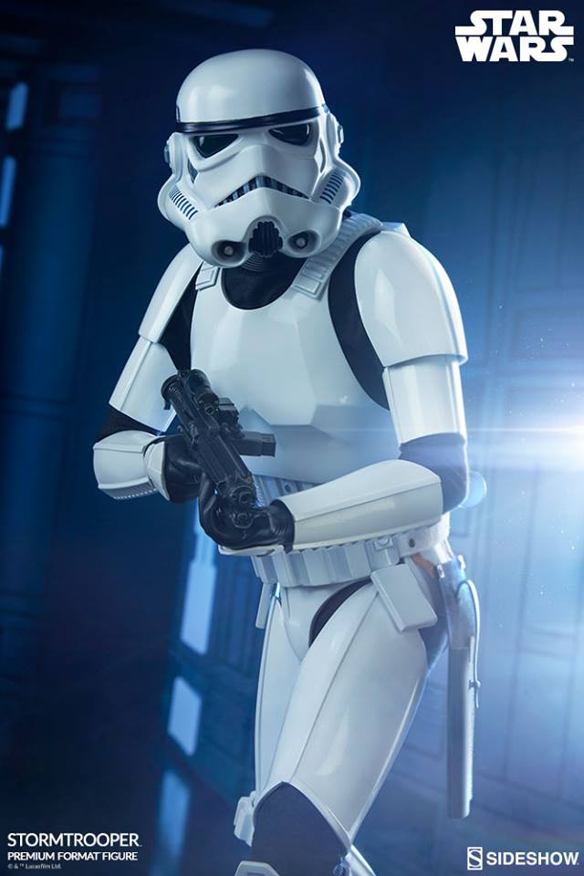 23/01/2018 Stormtrooper Premium Format™ Figure by Sideshow Collectibles