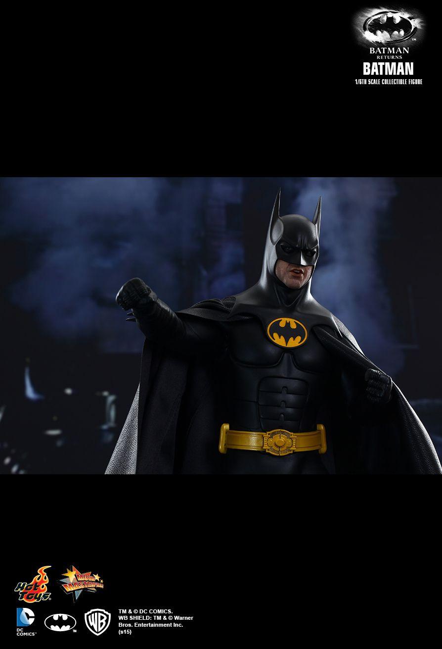 Hot Toys MMS293 Batman Returns - Batman