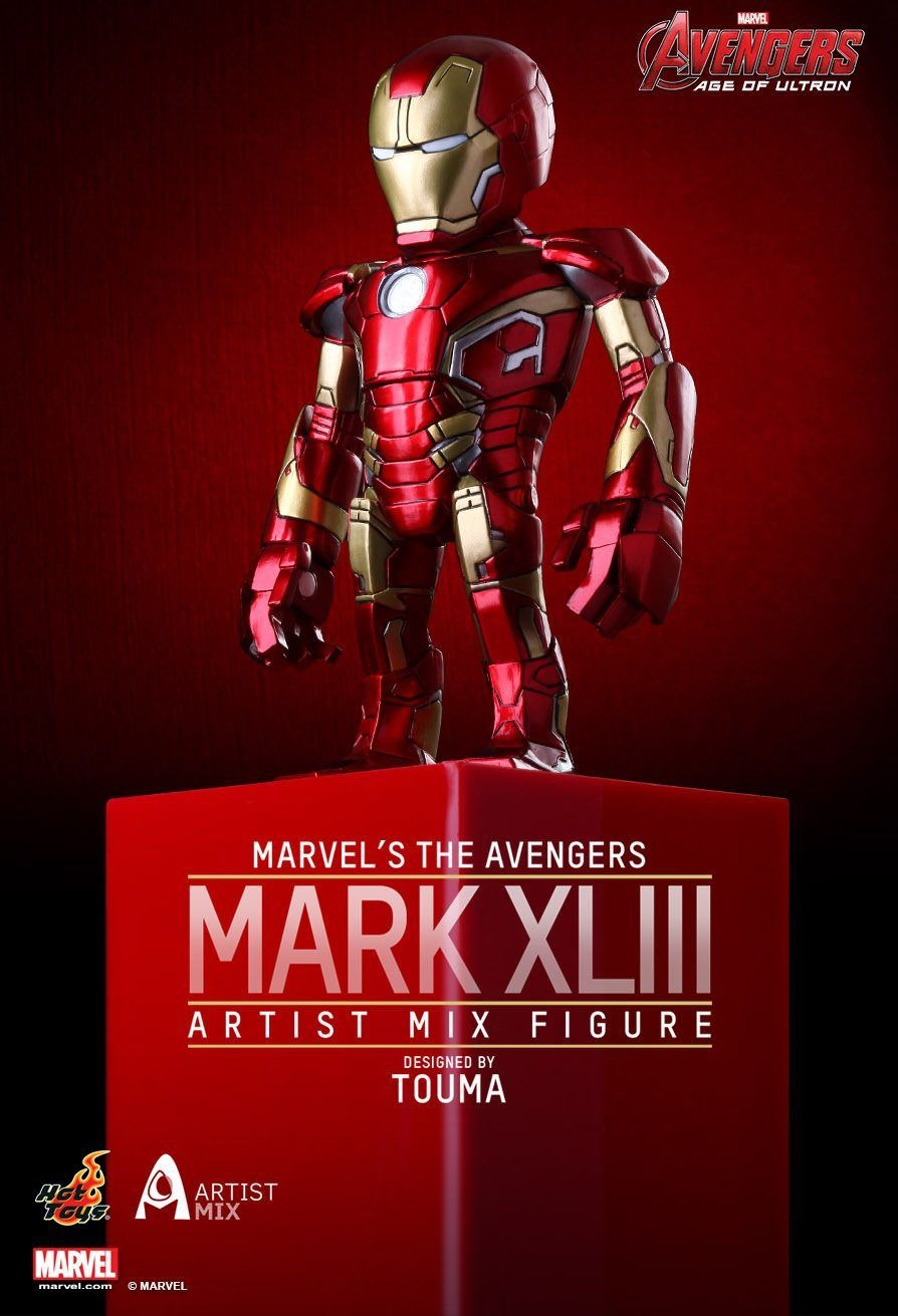 HOT TOYS AMC001 TOUMA MARK XLIII