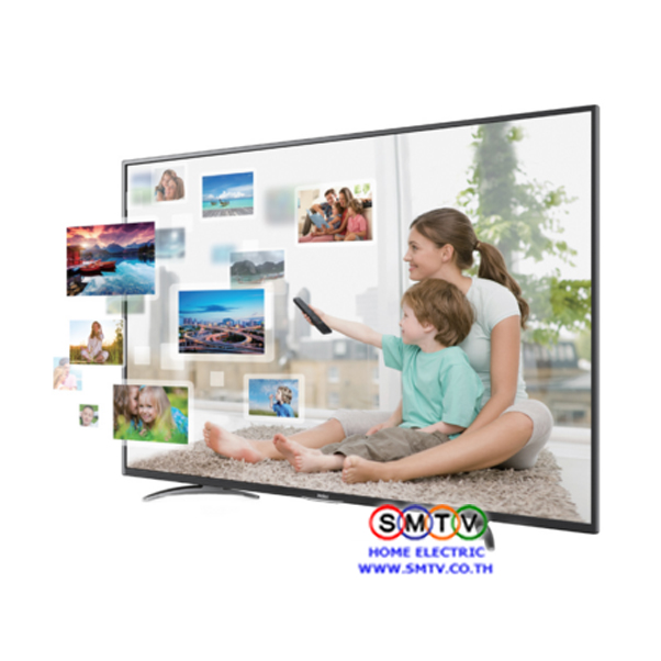 "LED SMART DIGITAL TV 43"" HAIER รุ่น LE43U5000A"
