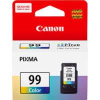 ตลับหมึกแท้ Canon 99 หมึกสี Color ราคา 540 บาท