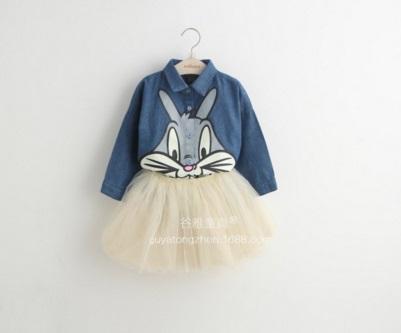 Pre-order เสื้อกระต่าย / แพ็คละ 5 ตัว