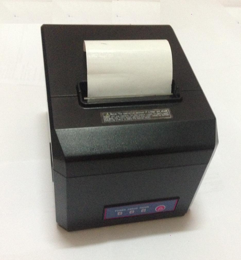 WNL 80mm เครื่องพิมพ์สลิปหน้ากว้าง 3 นิ้ว ราคาถูก