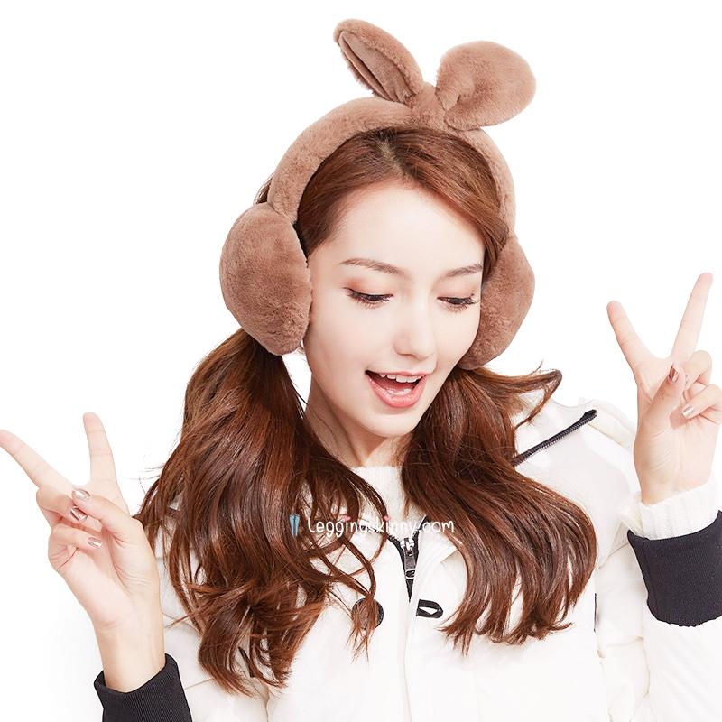 ที่ปิดหูกันหนาวเกาหลี มี 5 สี