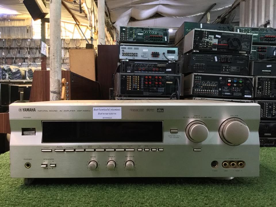 เครื่องขยายเสียง YAMAHA DSP-A595a