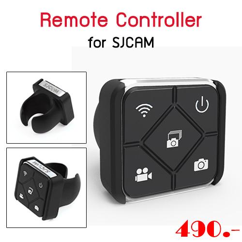 นาฬิการีโมท Bluetooth สำหรับ SJCAM
