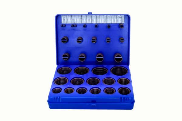 โอริงกล่อง สีน้ำเงิน Viton 75 Hs (ไซส์มิล)