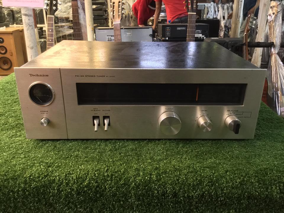 วิทยุ AM FM Technics ST-3400