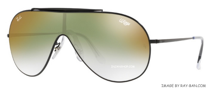 RayBan RB3597 002/W0 WINGS