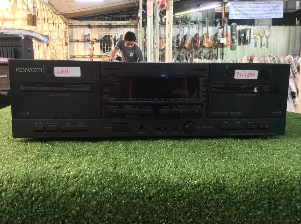 เครื่องเล่นเทป KEWOOD KX-W6080