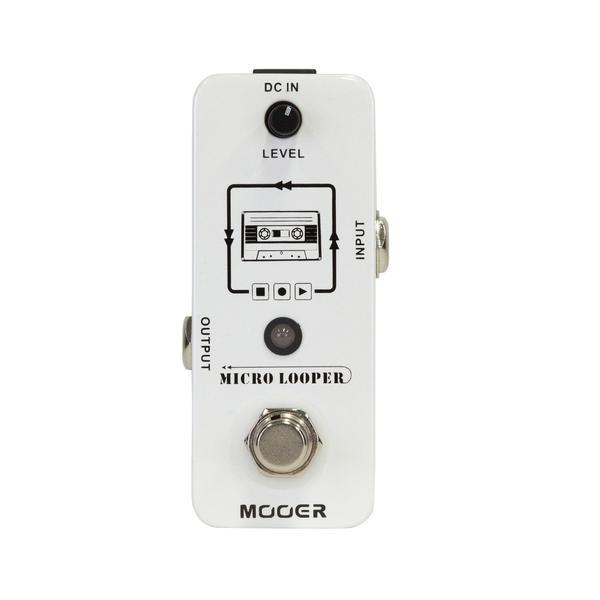 Mooer Micro Looper - Loop Recording pedal