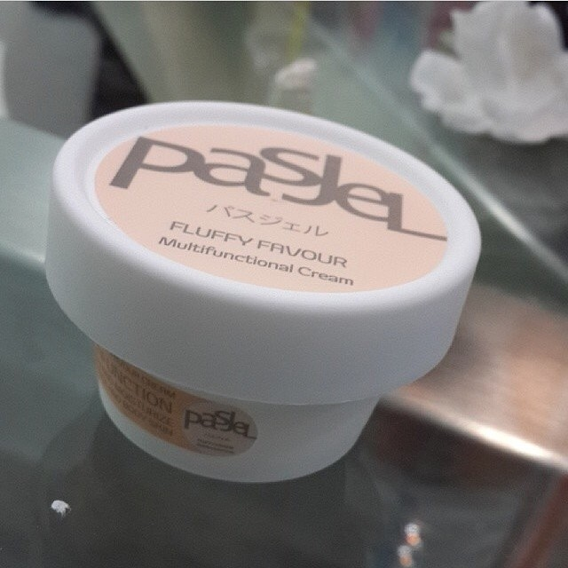 Pasjel Fluffy Favour Multifuntional Cream พาสเจล ครีมสารพัดประโยชน์ เพื่อผิวเนียนนุ่มน่าสัมผัส