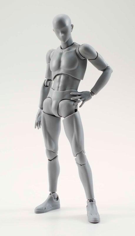 S.H. Figuarts - Body-kun DX SET (Gray Color Ver.)(Pre-order)