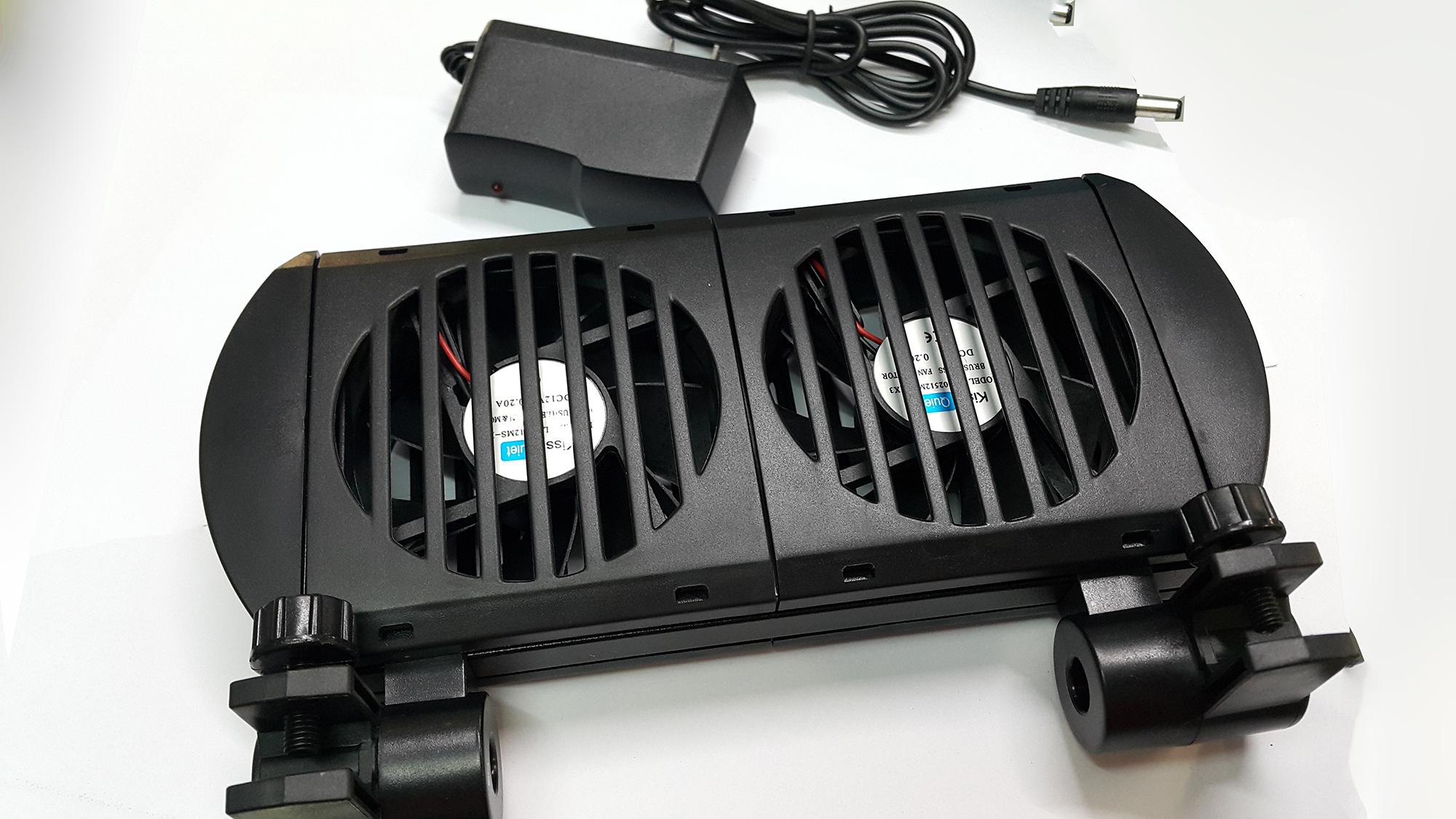 พัดลม cooling2fan 60-75