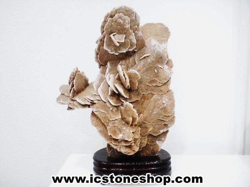 หินกุหลาบทะเลทราย (Desert Roses Stone) (2.1Kg)