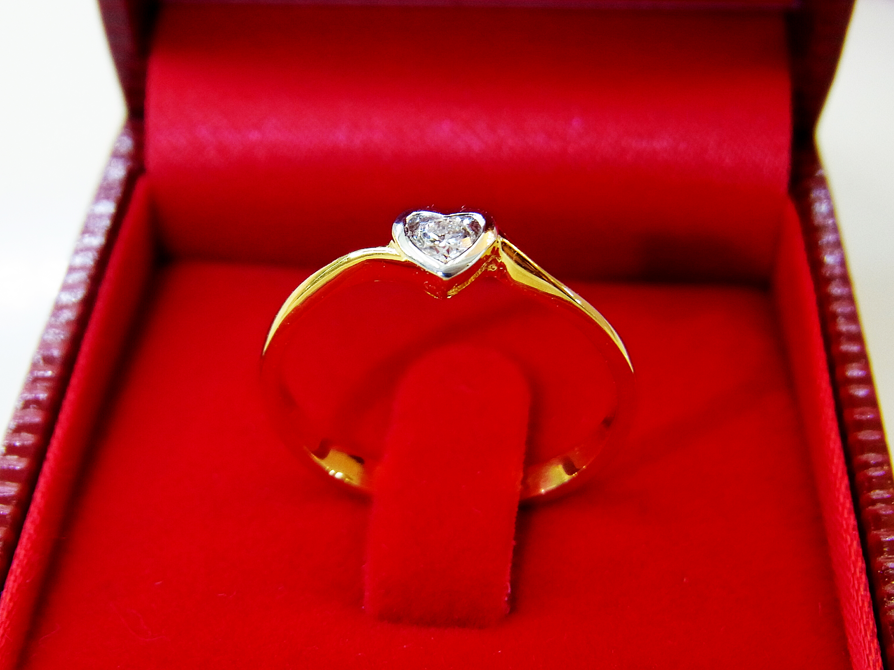 แหวนเพชรแท้(ขายแล้ว)