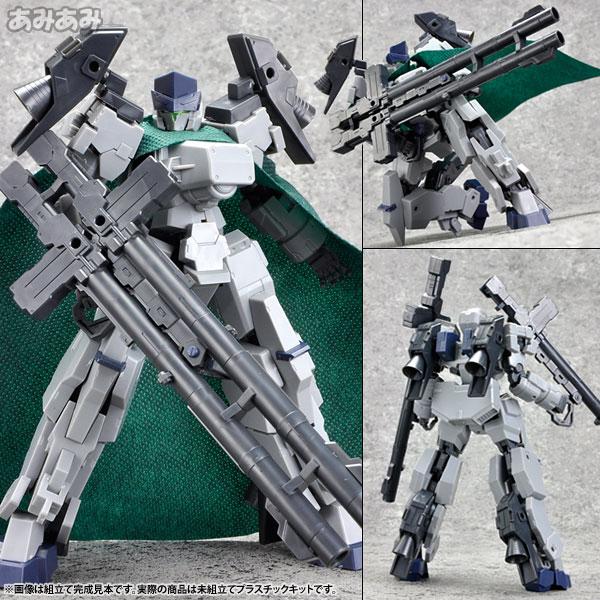 Frame Arms 1/100 Type 32 Model 5C Zenrai with Assault Unit Plastic Model(Pre-order)
