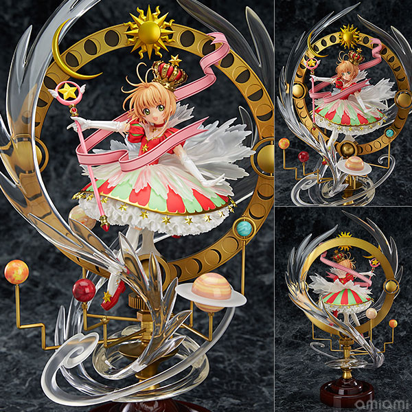 Cardcaptor Sakura - Sakura Kinomoto Stars Bless You 1/7 Complete Figure(In-Stock)