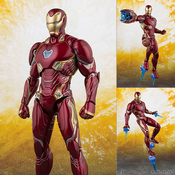 S.H. Figuarts - Iron Man Mark 50 (Avengers: Infinity War)(Pre-order)