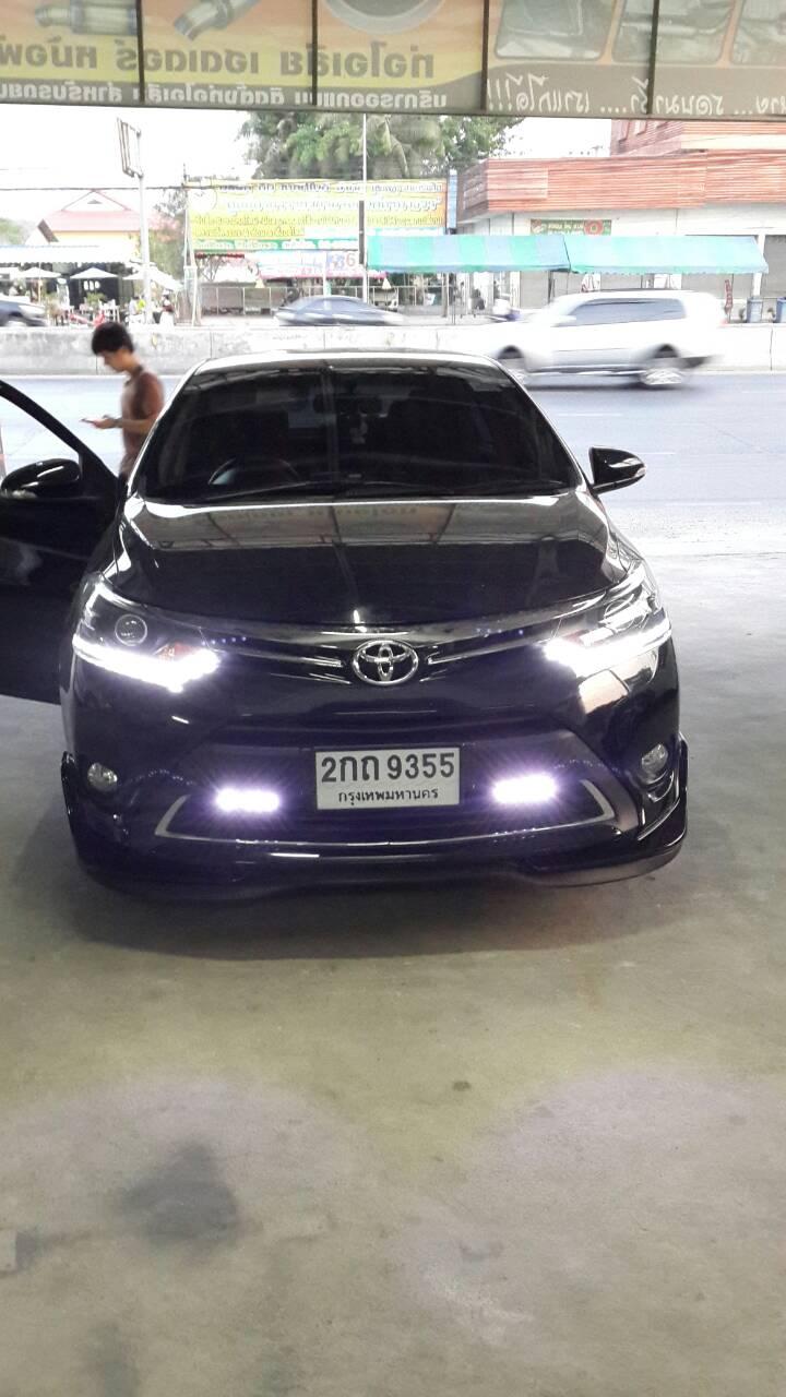 ชุดท่อไอเสีย Toyota Vios VIP Style