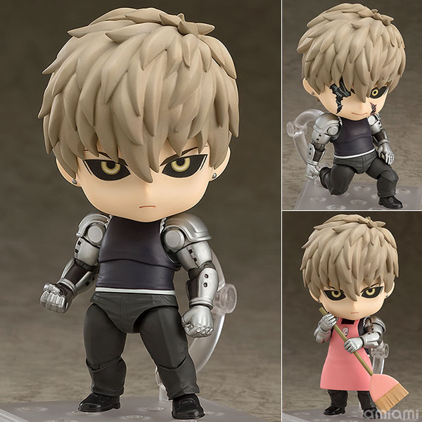 Nendoroid - One-Punch Man: Genos Super Movable Edition(Pre-order)