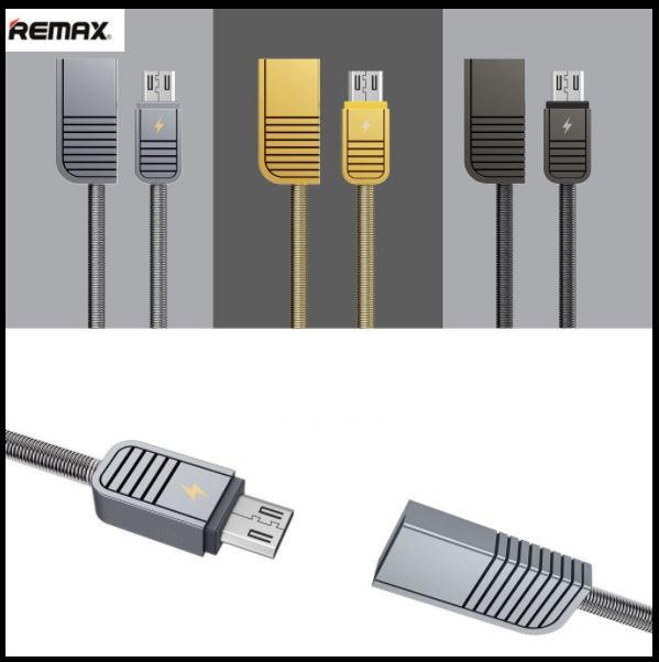 สายชาร์จ Micro USB Remax RC-088m
