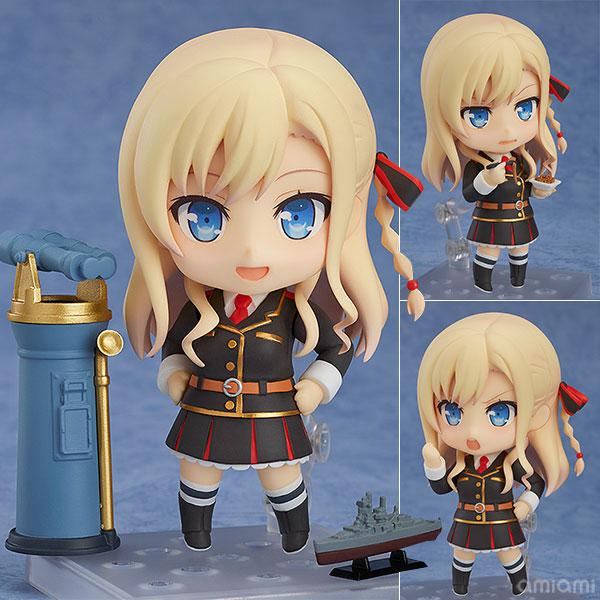 Nendoroid - High School Fleet: Wilhelmina(Pre-order)