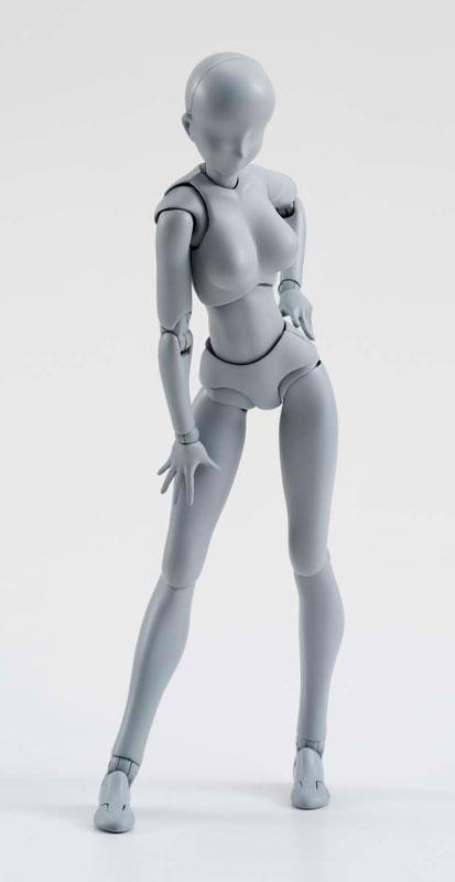 S.H. Figuarts - Body-chan DX SET (Gray Color Ver.)(Pre-order)