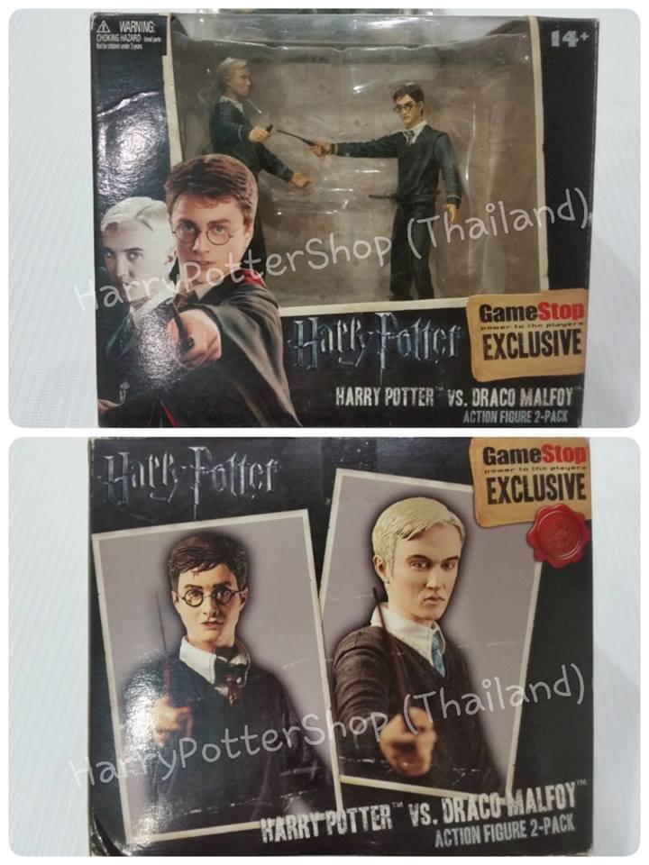โมเดิล HarryPotter & Draco ลิขสิทธิ์แท้
