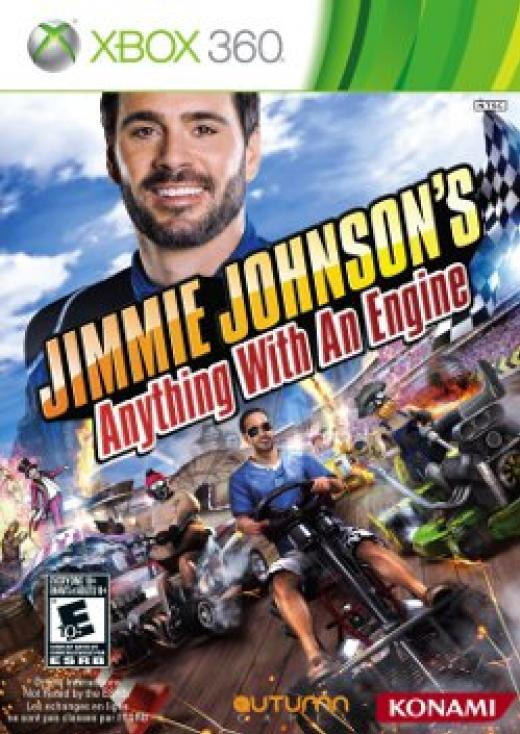 Jimmie Johnsons Anything with an Engine [RGH]