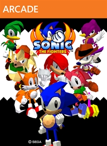 Sonic the Fighters [XBLA][RGH]